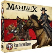 Malifaux 3rd Edition - Run them Down - EN