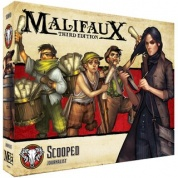 Malifaux 3rd Edition - Scooped - EN