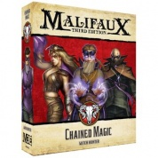 Malifaux 3rd Edition - Chained Magic - EN
