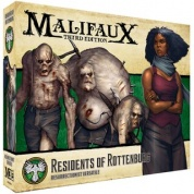 Malifaux 3rd Edition - Residents of Rottenburg - EN