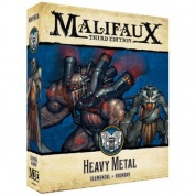 Malifaux 3rd Edition - Heavy Metal - EN