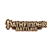 Pathfinder Battles: City of Lost Omens Case of 4 Booster Bricks (8ct.) with Premium Figure: Adult Red & Black Dragons - EN