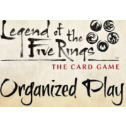 FFG - Legend of the Five Rings: The Card Game Premium Kit - 2020 Season Three - EN