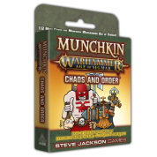 Munchkin Warhammer Age of Sigmar: Chaos and Order - EN