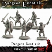 Terrain Crate: Dungeon Essentials Dungeon Dead - EN