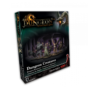 Terrain Crate: Dungeon Essentials Dungeon Creatures - EN