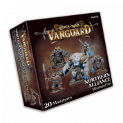 Kings of War Vanguard: Northern Alliance Warband Set (2020) - EN