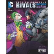 DC Comics Deck-Building Game: RIVALS Batman vs The Joker - EN