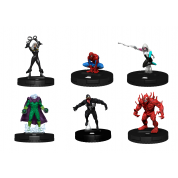 Marvel HeroClix: Spider-Man and Venom Absolute Carnage Fast Forces - EN