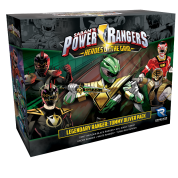 Power Rangers: Heroes of the Grid Legendary Ranger: Tommy Oliver Pack - EN