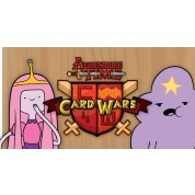 Adventure Time Card Wars Collector`s Pack #3 - Princess Bubblegum vs. Lumpy Space Princess - EN