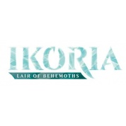 MTG - Ikoria: Lair of Behemoths Commander Deck Display (5 Decks) - IT