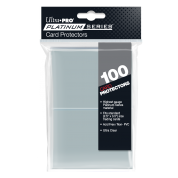 "UP - 2-1/2"" X 3-1/2"" Platinum Series Card Protectors (100 Sleeves)"