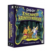Scooby-Doo: Escape from the Haunted Mansion - A Coded Chronicles Game - EN