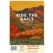 Ride the Rails: France & Germany Expansion - EN