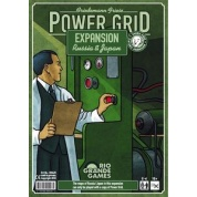Power Grid: Russia/Japan (Recharged) - EN
