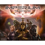 Imperium: The Contention (Deluxe Edition) - EN