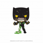 Funko POP! Marvel Zombies - Black Panther Vinyl Figure 10cm