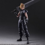FINAL FANTASY VII REMAKE PLAY ARTS –KAI- No.1 CLOUD STRIFE