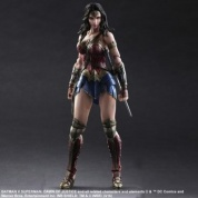 Batman v Superman: Dawn of Justice Play Arts KAI - Wonder Woman