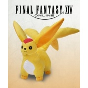 FINAL FANTASY XIV: Heavensward - Plush Carbuncle Topaz