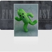 FINAL FANTASY Plush Cactuar (2016)