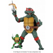 Teenage Mutant Ninja Turtles (Cartoon) – Super Size Raphael 1/4 Scale Action Figure