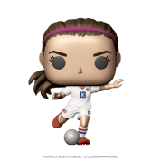 Funko POP! USWNT - Alex Morgan Vinyl Figure 10cm