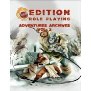 5th Edition Adventures: Archives, Vol.2 - EN