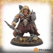 Warlord of Erehwon: Ogre Huntress - EN