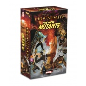 2020 Legendary: New Mutants A Marvel Deck Building Game Expansion - EN