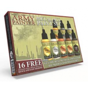The Army Painter - Metallics Paint Set