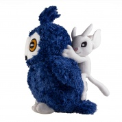 Ori and the Will of the Wisps - Ori & Ku Plush