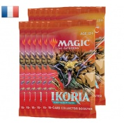 MTG - Ikoria: Lair of Behemoths Collector Booster Display (12 Packs) - FR