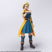 DRAGON QUEST V HAND OF THE HEAVENLY BRIDE BRING ARTS - BIANCA SQUARE ENIX LIMITED VER.