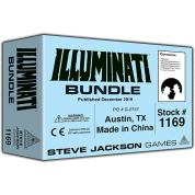 Illuminati Pocket Box Bundle - EN