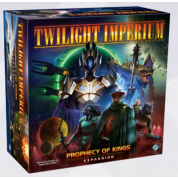 Twilight Imperium: Prophecy of Kings Expansion - EN
