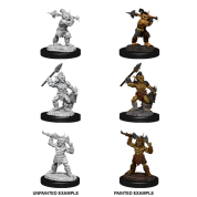 D&D Nolzur's Marvelous Miniatures - Goblins & Goblin Boss (6 Units)