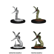D&D Nolzur's Marvelous Miniatures - Grick & Grick Alpha (6 Units)