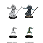 D&D Nolzur's Marvelous Miniatures - Sea Hag & Bheur Hag (6 Units)