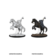 Pathfinder Battles Deep Cuts Unpainted Miniatures - Dullahan (Headless Horsemen) (6 Units)