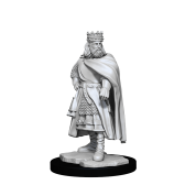 WizKids Deep Cuts Unpainted Miniatures - Towns People: Castle I