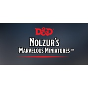 D&D Nolzur's Marvelous Miniatures Wave 12 - Retail Reorder Cards