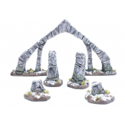 The Elder Scrolls Call to Arms - Bleak Falls Barrow Terrain Set - EN