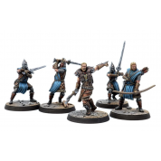 The Elder Scrolls Call To Arms Stormcloak Resin Faction Starter Set - EN
