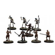 The Elder Scrolls Bleak Falls Barrow Resin Delve Set - EN