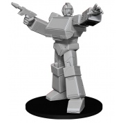 Transformers Deep Cuts Unpainted Miniatures - Ironhide (4 Units)