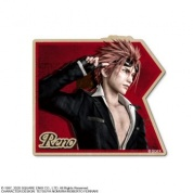 FINAL FANTASY VII REMAKE CHARACTER STICKER - RENO