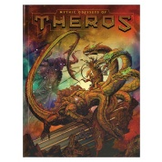 D&D Mythic Odysseys of Theros Limited Edition Alternate Cover (WPN Exclusive) - EN