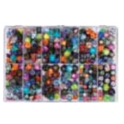 Chessex Loose Dice Samplers, Displays & 125 Polyhedral Dice Assortments - Large Sampler: Signature Dice